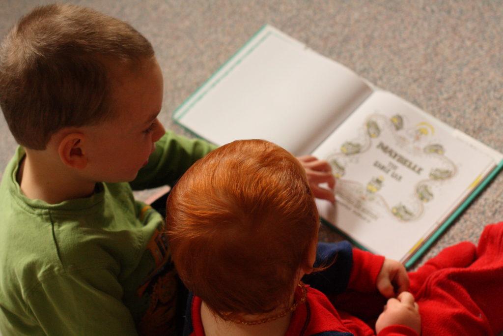 How to create a simple and beautiful homeschool preschool