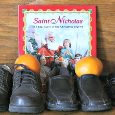Celebrating St. Nicholas Day in the Catholic Home