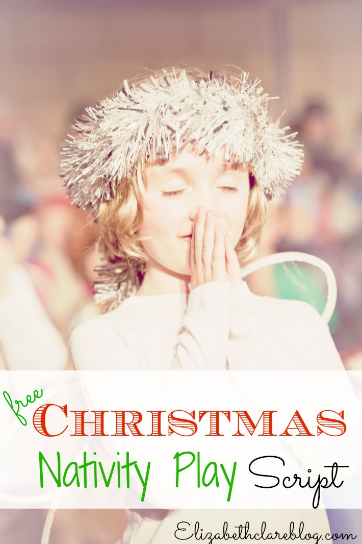 graphic about Printable Christmas Plays for Church identify Nativity Engage in Script - elizabeth clare