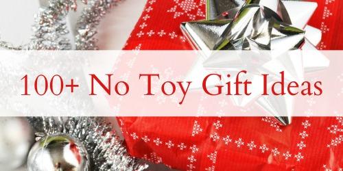 100 + Ideas for a No Toy Christmas - elizabeth clare