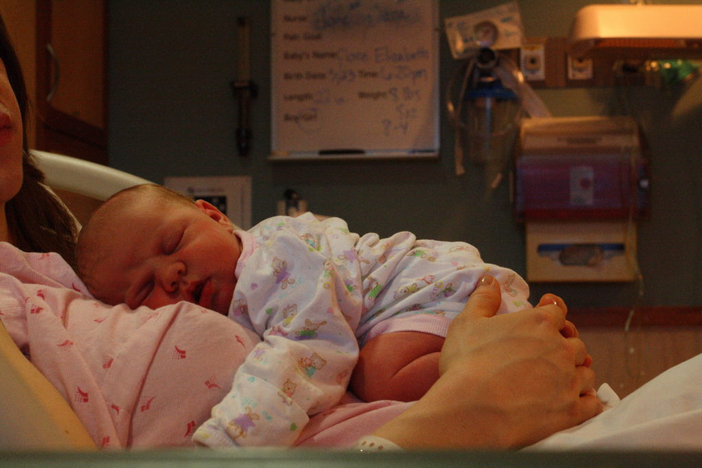 baby hospital birth