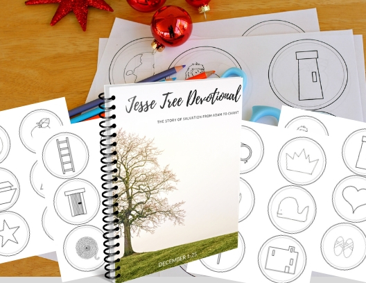 photo about Jesse Tree Ornaments Printable called Introduction Printables Offer: Jesse Tree and O Antiphons
