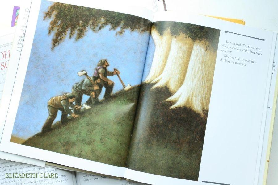 Exaltation of the Cross liturgical idea for kids book list