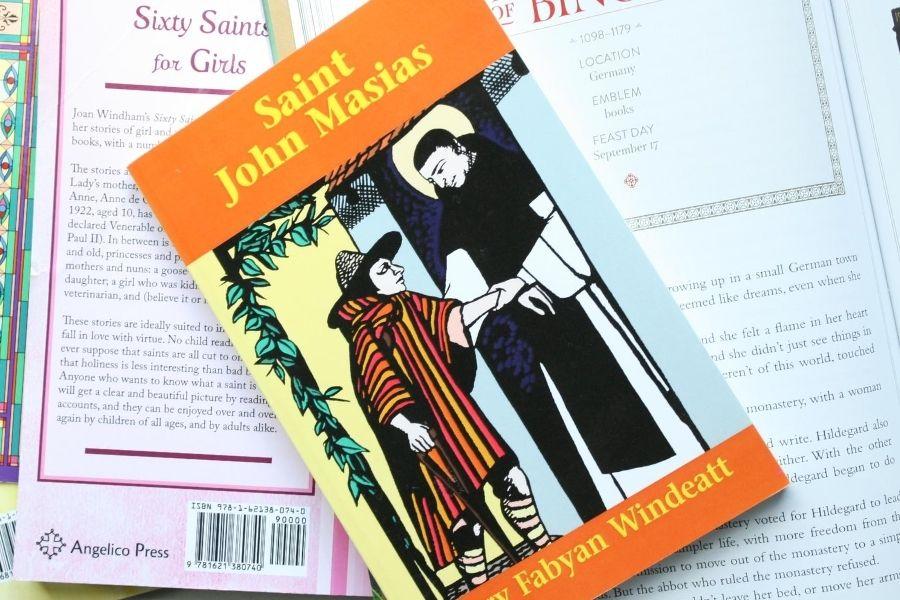 St. John Masias Book List