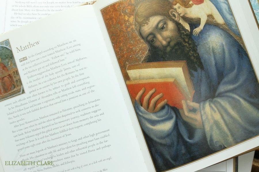 St. Matthew Book List