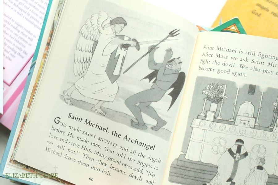 St. Michael Feast Day Book List